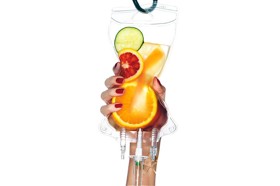 Fight Allergies With IV Vitamin C