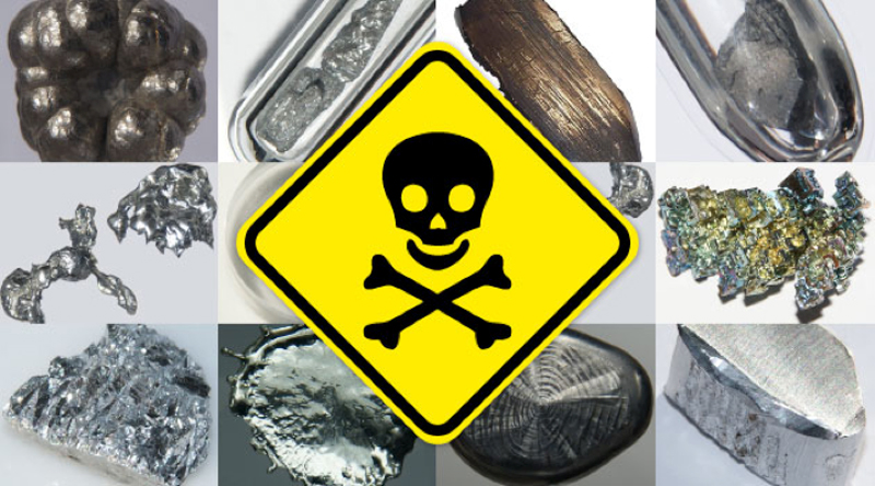 Heavy Metals Cause More Than Just Headaches!